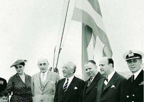 Έλληνες Πολιτικοί και Ναυτιλία