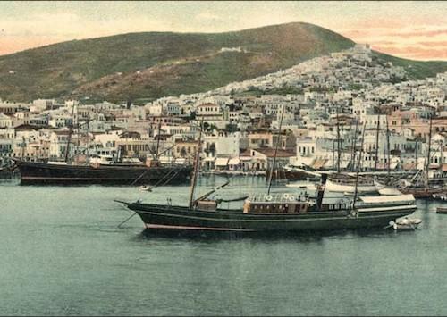 Ελληνικά Λιμάνια στις Αρχές του 20ού Αιώνα