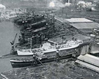Ανασυγκρότηση μετ'εμποδίων (1946-1952)