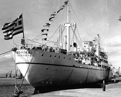 Η Αναβίωση του Ελληνικού Νηολογίου (1953-1960)