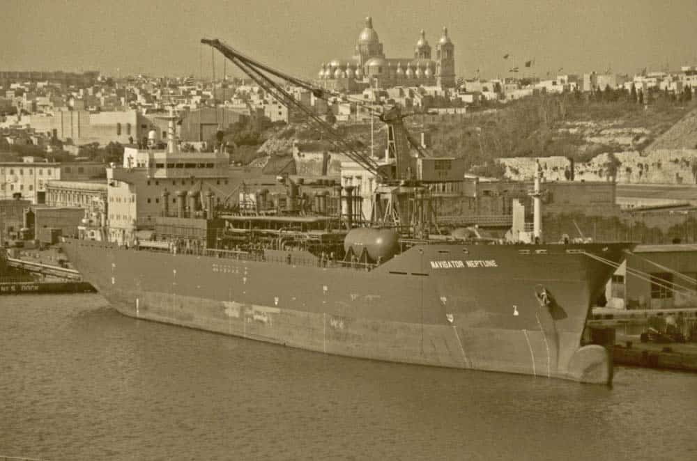 GAS CARRIERS