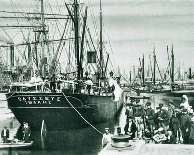 Η Επικράτηση των Ατμόπλοιων (1901-1911)